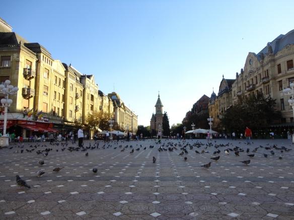 Timișoara - Piața Victoriei