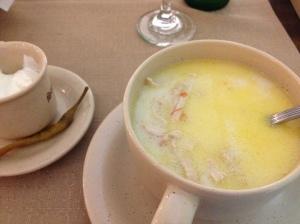 sour tripe soup - ciorba de burta