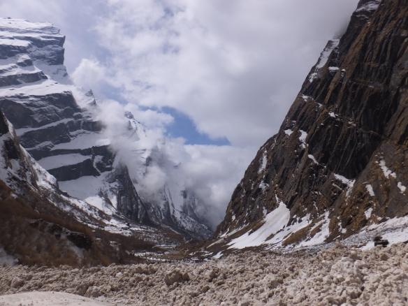 Machhapuchchhre, Annapurna Conservation Area
