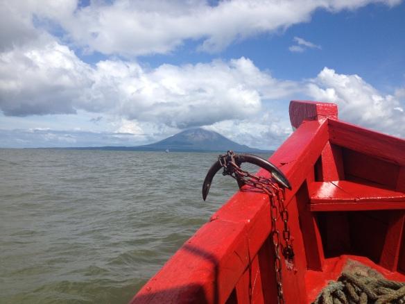 passenger ferry boat to Ometepe Island, Nicaragua
